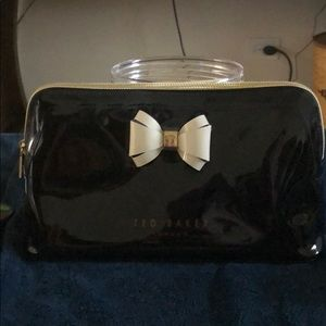 Ted Baker London large cosmetic pouch